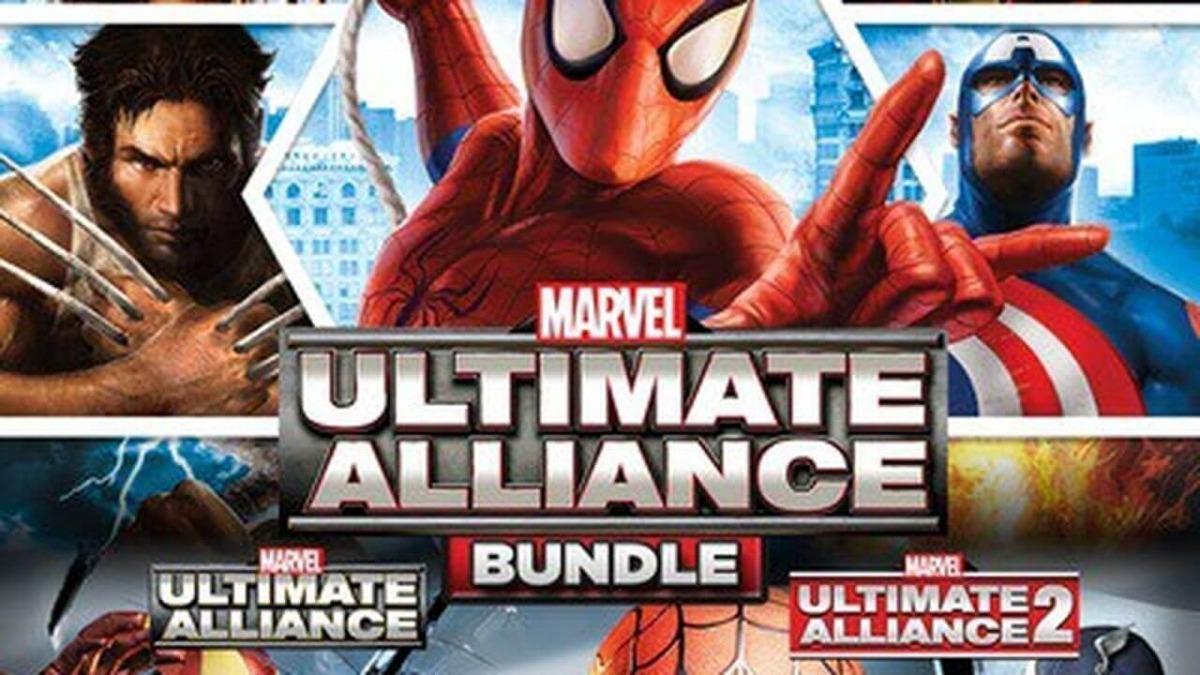 Marvel Ultimate Alliance Bundle - Xbox One Mídia Digital