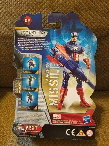 marvel universe avengers capitan america