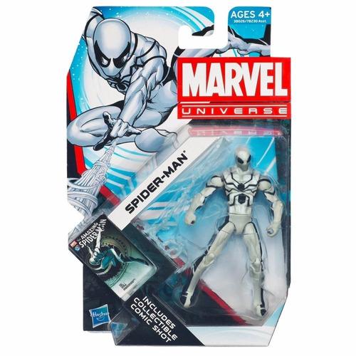marvel universe future foundation spider-man