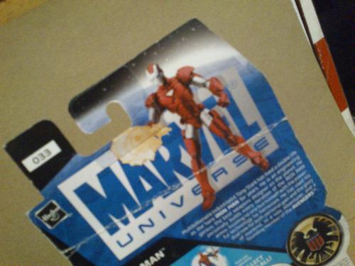 marvel universe iron man - 033 - silver senturion
