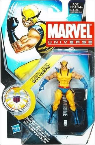 marvel universe wolverine first primera aparición