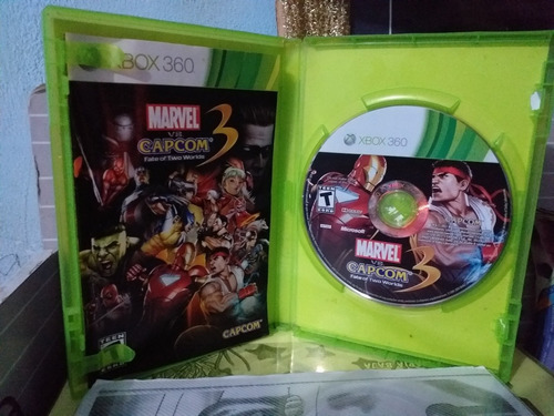 marvel vs capcom fate of two worlds
