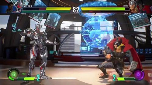 marvel vs capcom infinite / ps store (playstation 4)