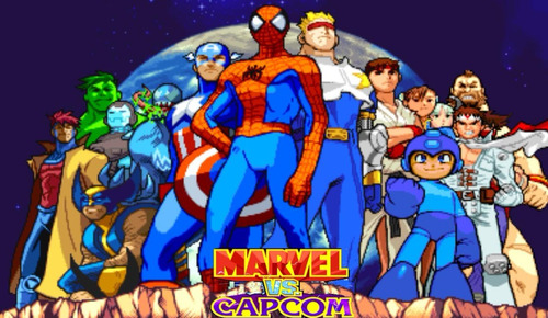 marvel vs capcom king of fighter pack pc!! listo pa jugar!!