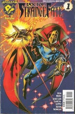 marvel vs dc cómics digital español