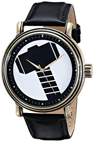 Avengers Thor Hombres Los El Analógico Reloj Marvel W001773 YD9EH2WI