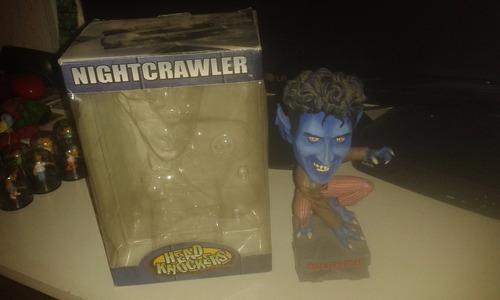 marvel xmen nightcrawler headknockers neca 2002 nocturno