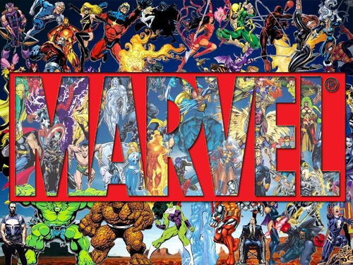 marvel y dc comics + revistas manga !!