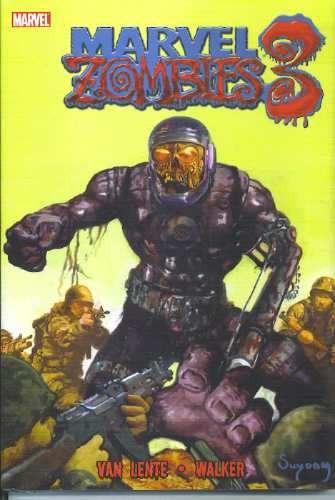 marvel zombies 3 hardcover 2009 en ingles