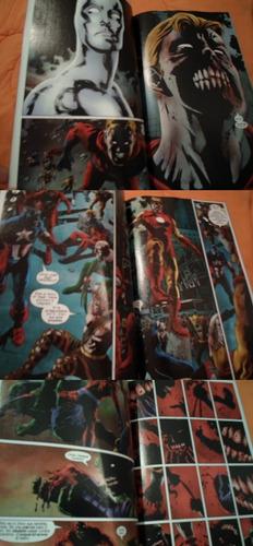 marvel zombies tomo 1 marvel comics super saga latino
