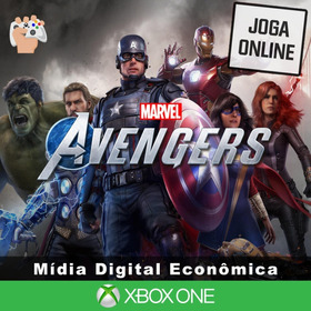 Marvel's Avengers - Xbox One - Mídia Digital + Brinde