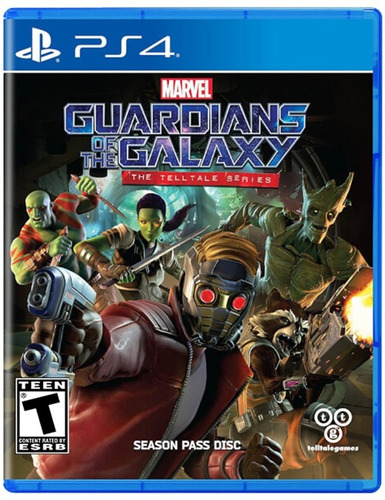 marvels guardiansof the galaxy ps4