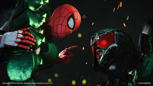marvel's spider-man digital latino ps4