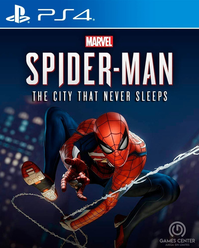 marvels spider man the city that never sleep ps4 digital gcp