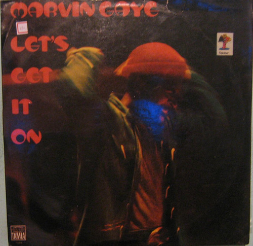 marvin gaye - let's get it on - 1973