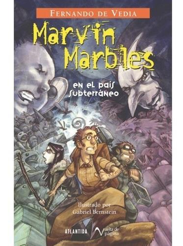 marvin marbles 2 con dedicatoria del autor para vos