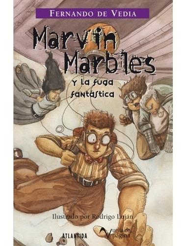 marvin marbles 3 con dedicatoria del autor para vos