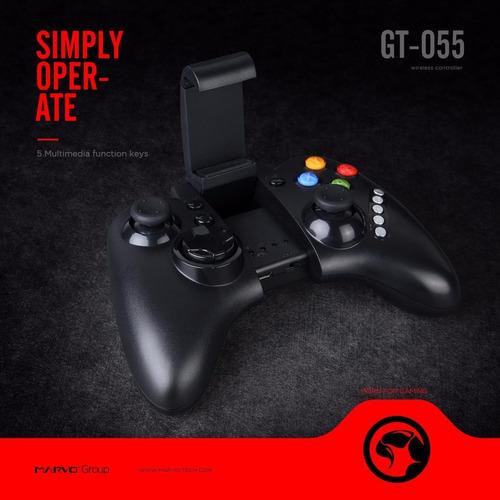 marvo gt-50bk gamepad gaming bluetooth para android & ios