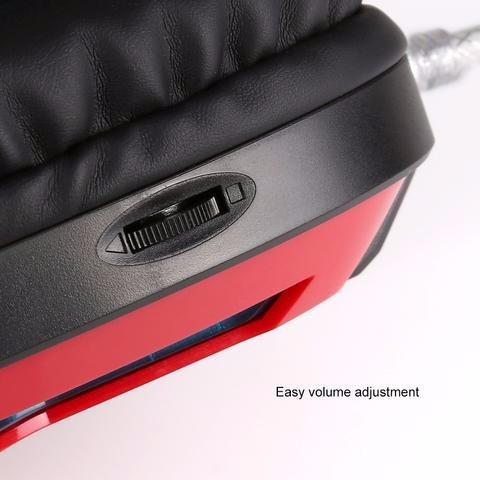 marvo hg8952bk scorpion headset gaming negro