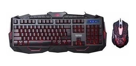 marvo km400+g3 combo teclado mouse y pad gaming