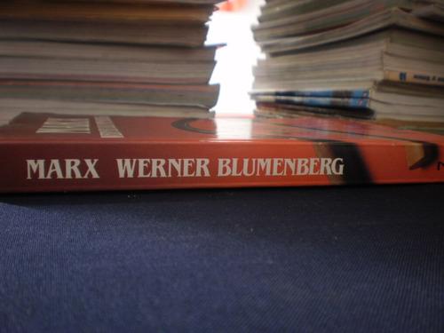 marx - werner blumenberg  - grandes biografías salvat