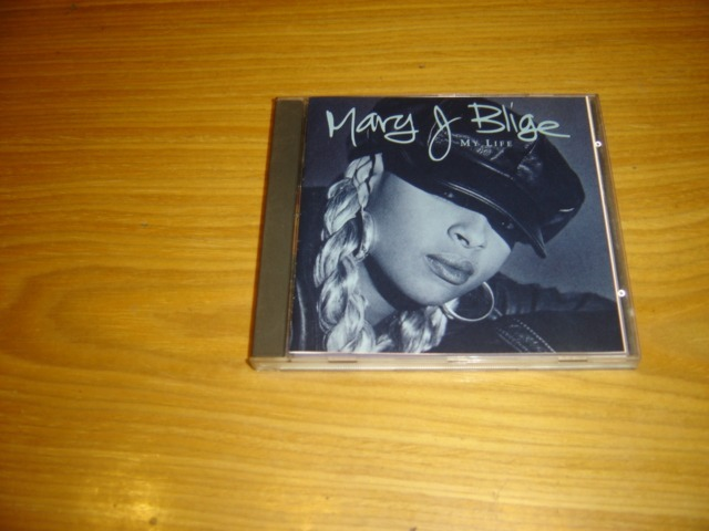 Mary J Blige My Life Cd Importado Usa Soul Funk Pop - $ 321,99