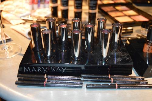 mary kay bandeja con 10 labiales profesional el regalo mama