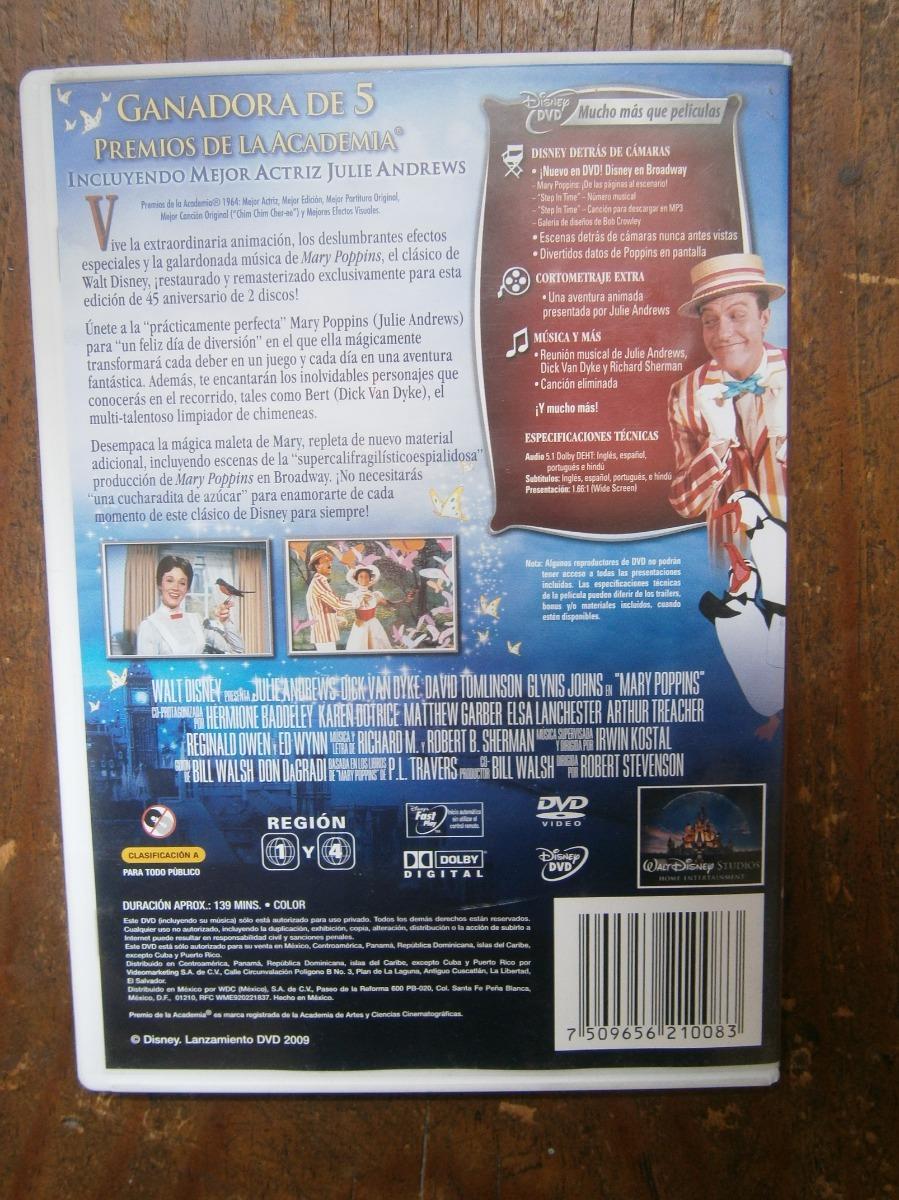 from Giovani dick van dyke dvd