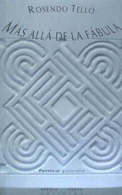 más allá de la fábula(libro poesía)