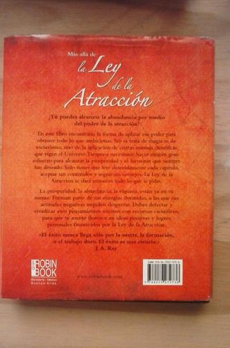 más allá de la ley de la atracción brenda barnaby robin book