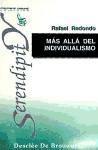 mas allá del individualismo(libro sociología)