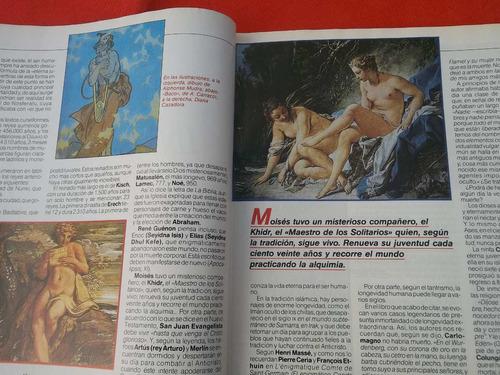 más allá lote de 5 revista excelentes tecnicas meditación