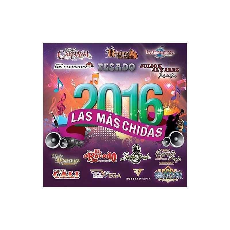 Mas Chidas 2016 Various Mas Chidas 2016 Various Usa Cd