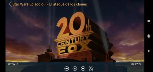 más de 1200 canales y más de 5000 película y series.