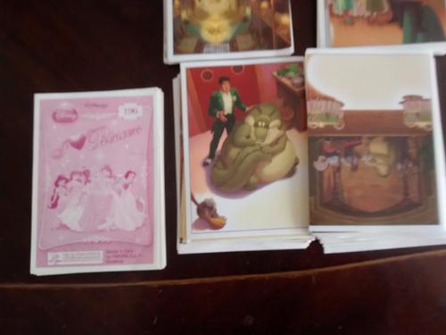 mas de 140 laminas del album disney princesas - pan(a2