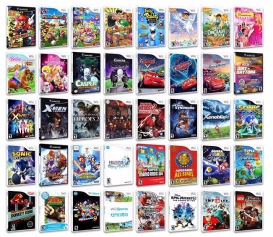 Mas De Mil Juegos Para Wii Originales 2018 Trae Todo 2 695 00