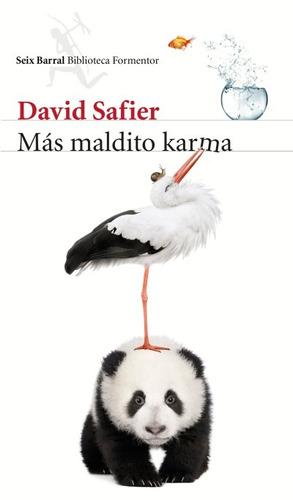 más maldito karma(libro novela y narrativa extranjera)