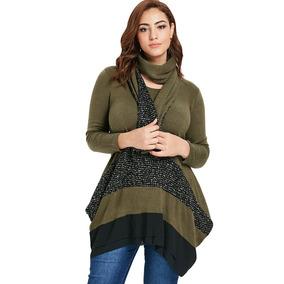 selección premium f31b2 6e808 Bufanda Mujer Zara - Ropa, Bolsas y Calzado de Mujer Verde ...