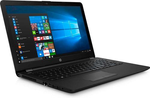 más vendida laptop hp 15' intel dual core 2.6g 4gb+500gb dvd