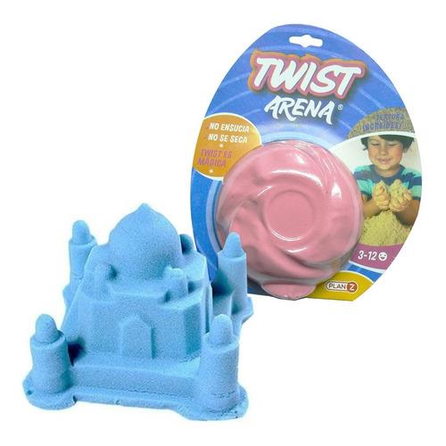 masa arena magica twist juguete moldeable tipo slime