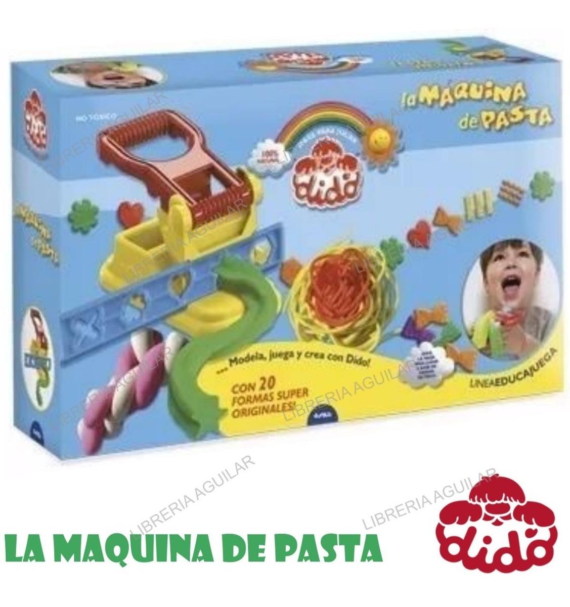 Accesorios No Tóxico Italia Masa Maquina Dido Pasta Set SUzpMGVLq