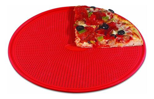 masa ez 13inch silicona metal borde reforzado pizza
