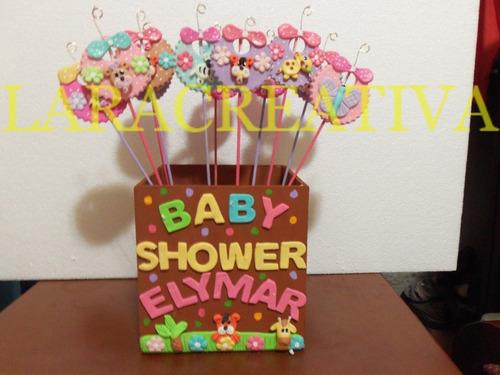 masa flexible recuerditos baby shower, bautizos , safari