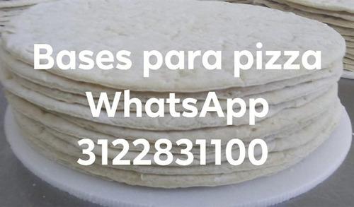 masa para pizza - kg a $2365