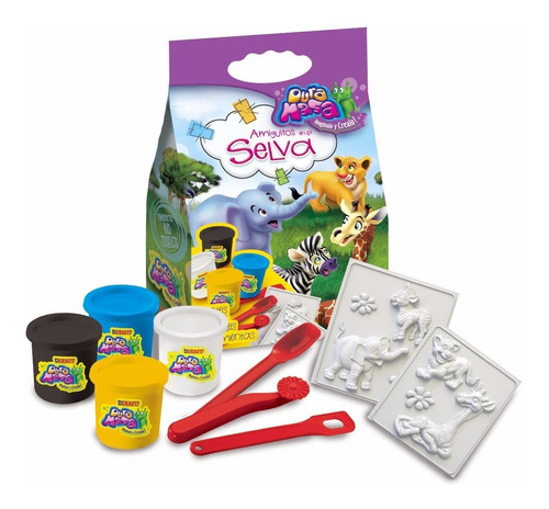 masa potes kit selva duravit juegos juguetes infantil niños