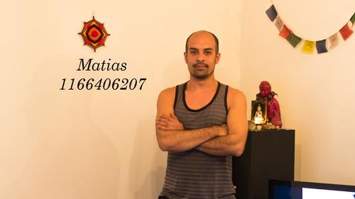 masaje californiano - masajista masculino - gral pacheco -
