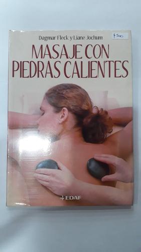 masaje con piedras calientes - dagmar fleck & liane jochum