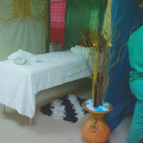 masaje corporal profecional