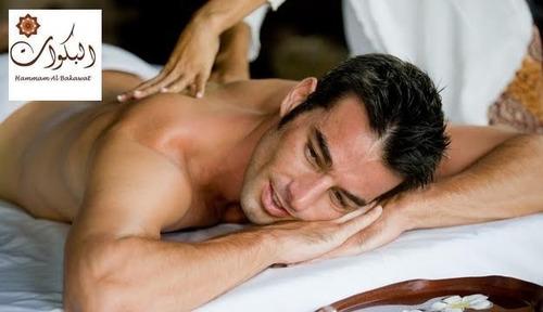 masaje de relajación a 4 manos cuerpo completo