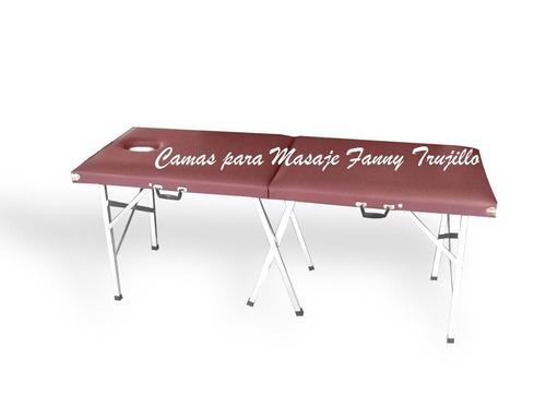 masaje del cama